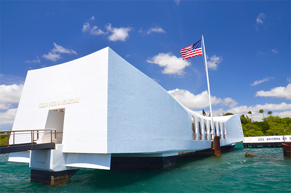 You are currently viewing USS ARIZONA MEMORIAL