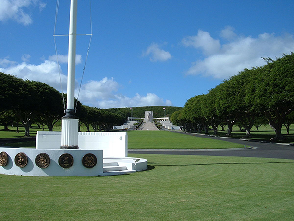 PUNCHBOWL NATIONAL CEMETERY
